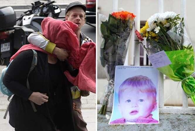 Menino de 3 anos morre após pais punirem-no o trancando e ligando máquina de lavar roupas