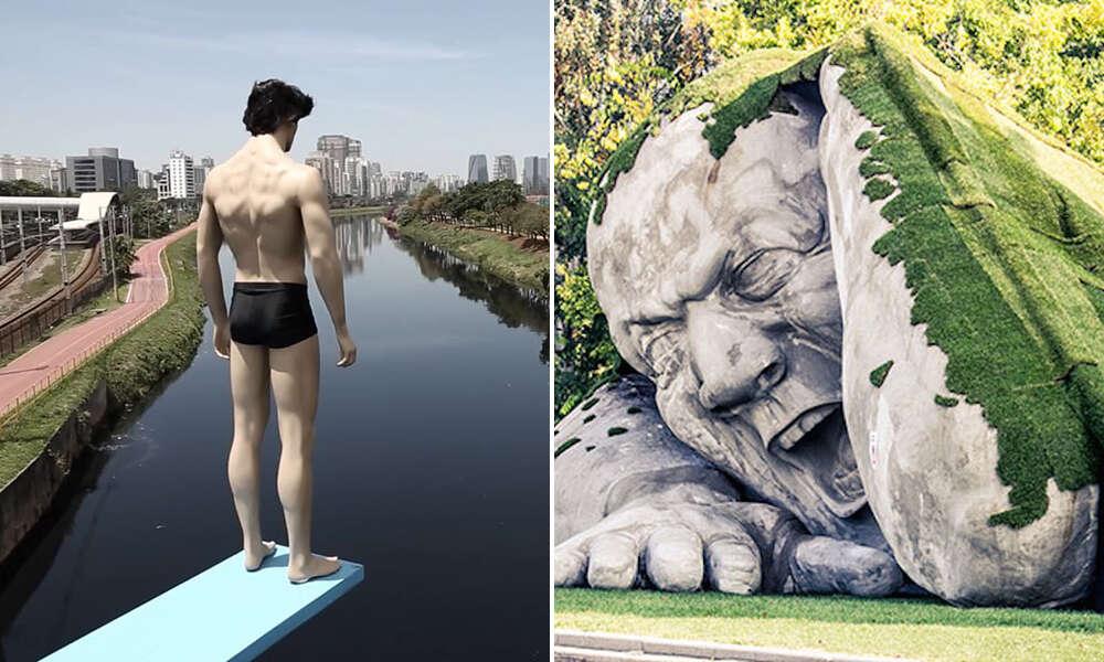 Criações artísticas que você precisa conhecer antes de morrer