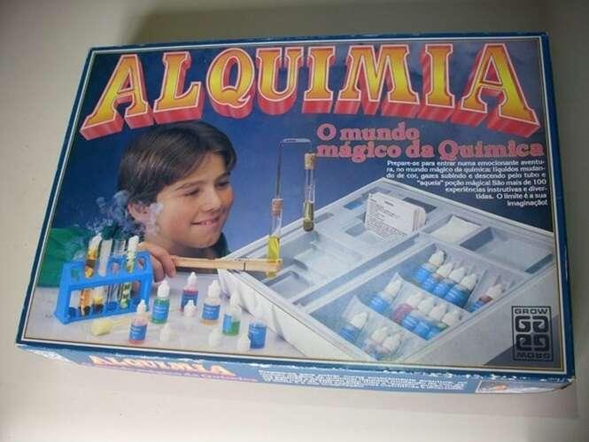 Brinquedos que fizeram parte da infância e que nem nos lembramos mais