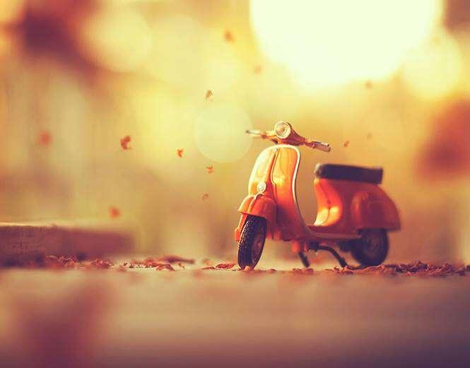 Veículos em miniatura