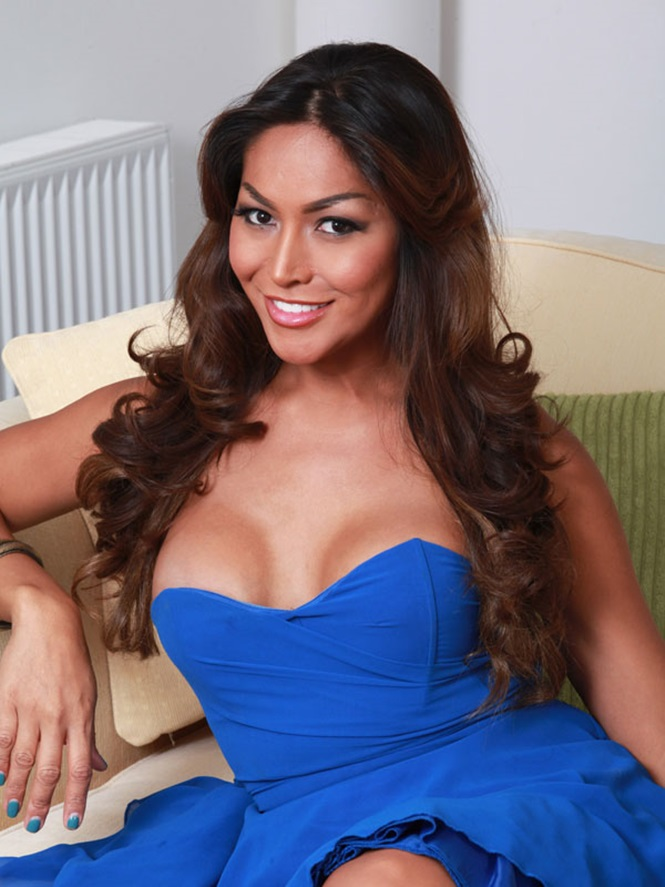 TRANSGENDER WOMAN SPENDS £25K TO BECOME BEAUTY QUEEN