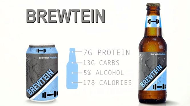 Conheça a cerveja com proteínas que ajudam em treinos físicos