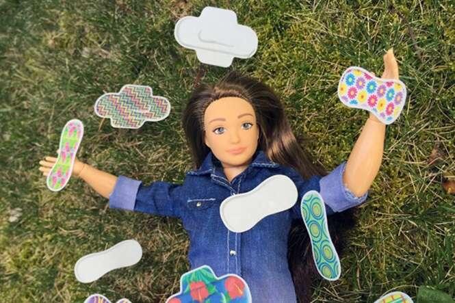 Barbie com período menstrual facilita conversa entre pais e filhas sobre a puberdade