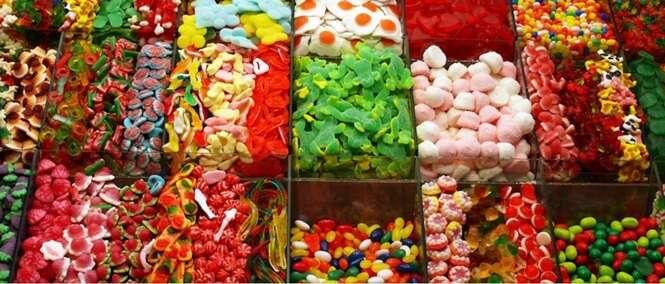 As mais incríveis lojas de doces do mundo