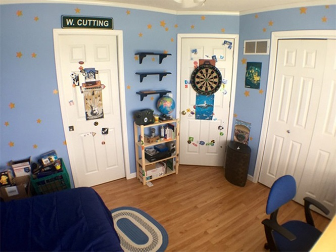 Fãs recriam quarto de Andy, de Toy Story 3