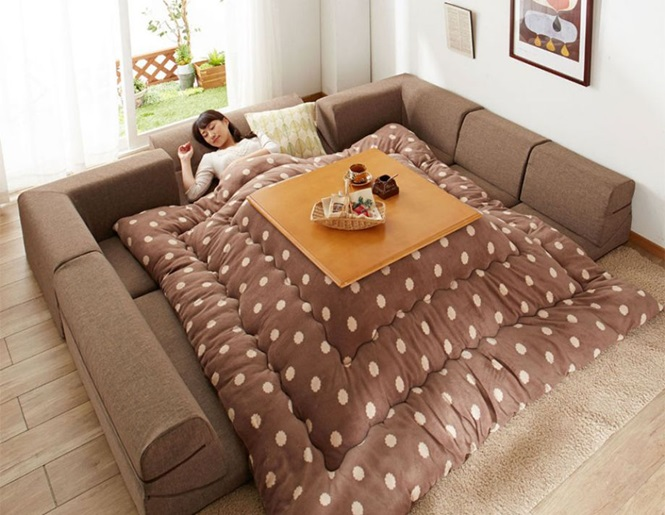 Conheça a invenção japonesa que vai fazer você nunca mais querer sair da cama
