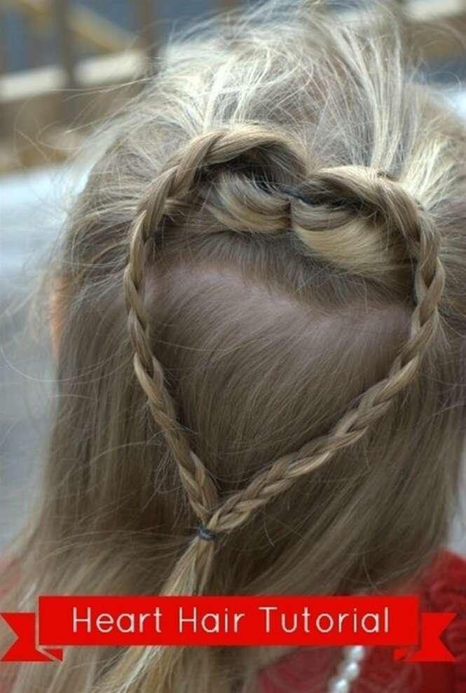Tipos de penteados para meninas vaidosas
