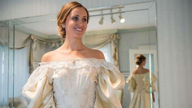 Vestido de casamento de 120 anos é usado pela 11ª noiva da mesma família