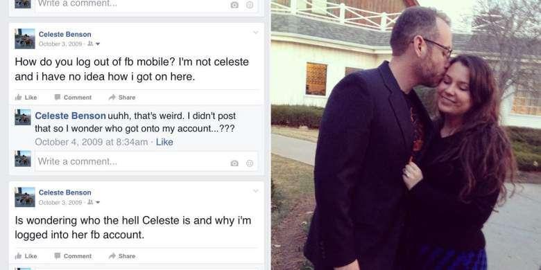 Homem encontra amor de sua vida após Facebook apresentar falha e fazê-lo se conectar na conta de uma mulher