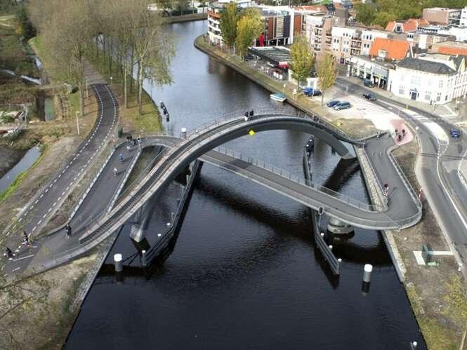 Pontes com design surpreendente