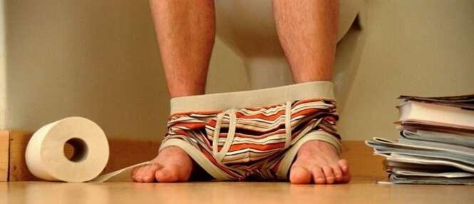 Será que precisamos defecar diariamente?