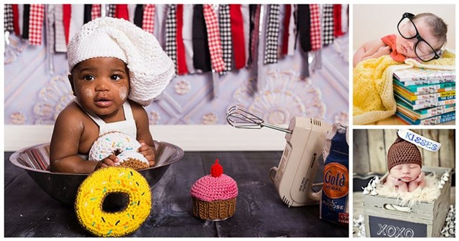 Fotos adoráveis de bebês para deixar seu dia mais alegre