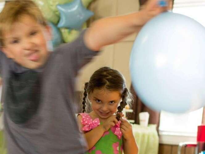 Fotos demonstrando que as crianças são a definição mais pura de insanidade