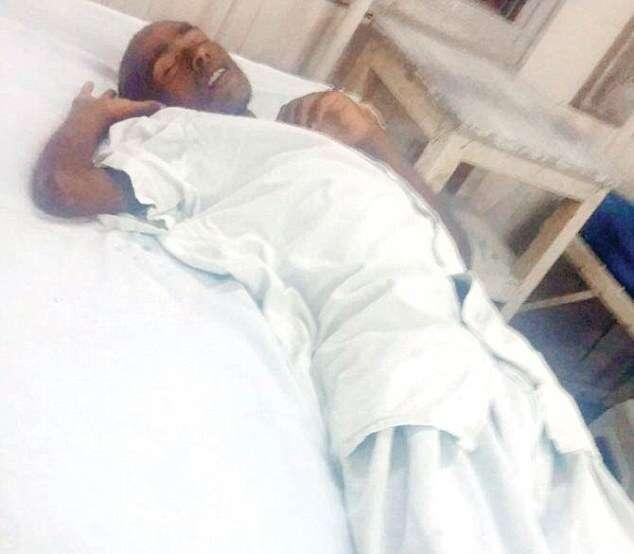 Cadáver acorda no necrotério momentos antes de sua autópsia