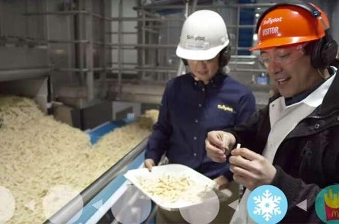 Descubra alguns dos segredos sobre a batata frita do McDonald's