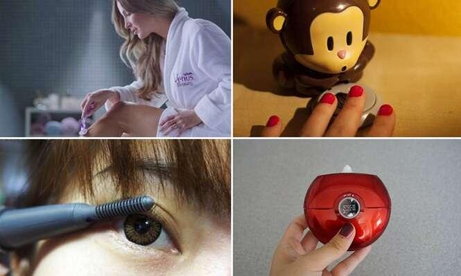 Produtos inovadores que ajudam as mulheres antes de saírem para a balada
