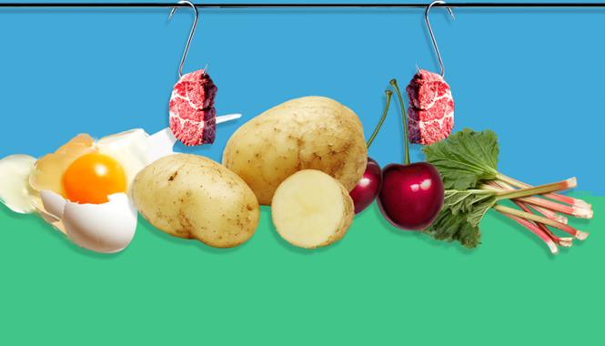 Alimentos ingeridos regularmente que podem nos matar