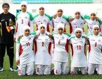 Dirigente revela que 8 jogadores da seleção feminina iraniana de futebol são homens