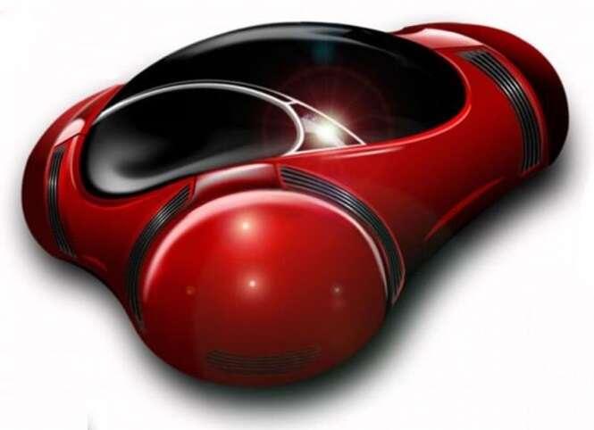 Os mais estranhos conceitos de carros já projetados