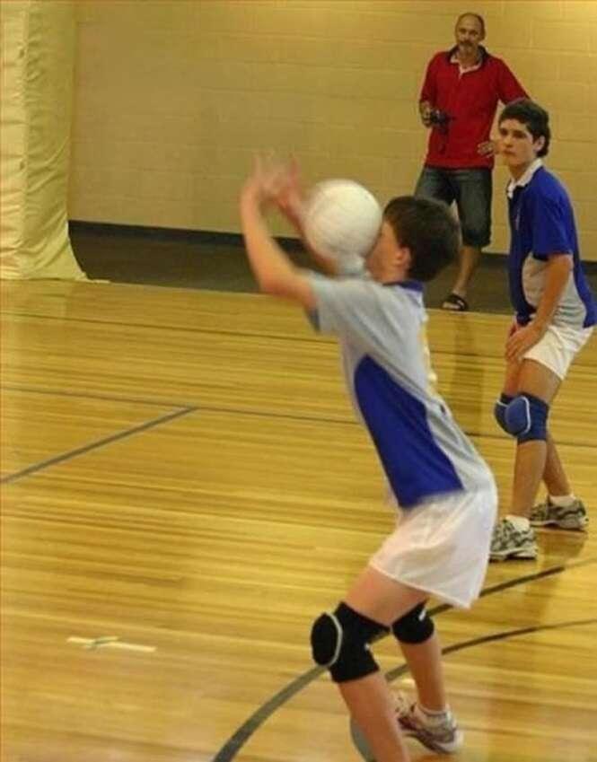 Crianças que não nasceram para praticar esportes