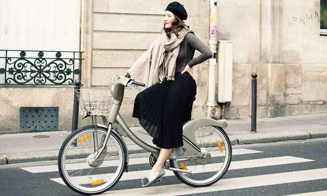 França cria projeto que paga para pessoas que vão para o trabalho de bicicleta