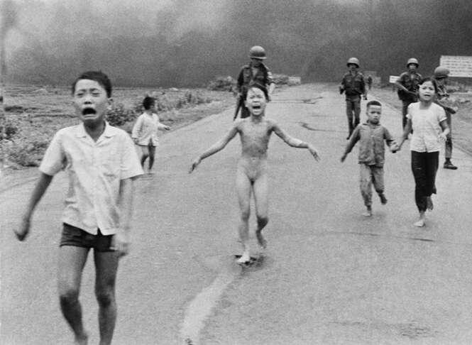 Fotos mais icônicas já capturadas na humanidade