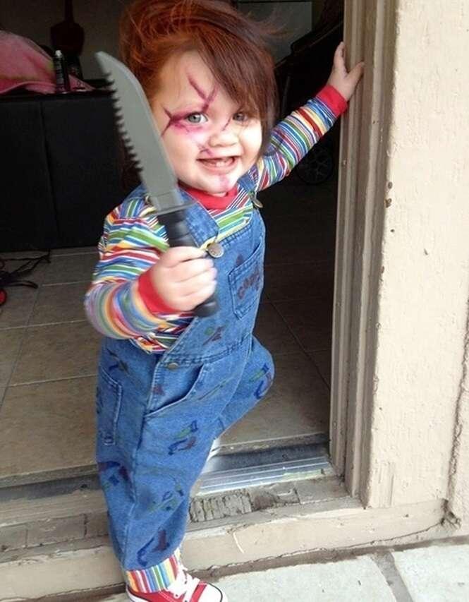 As mais criativas fantasias do Dia das Bruxas para crianças