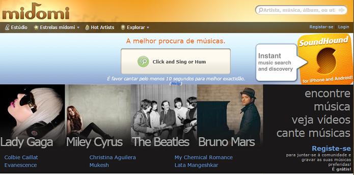 Site descobre música que está na sua cabeça mesmo sem você saber o nome ou letra da canção