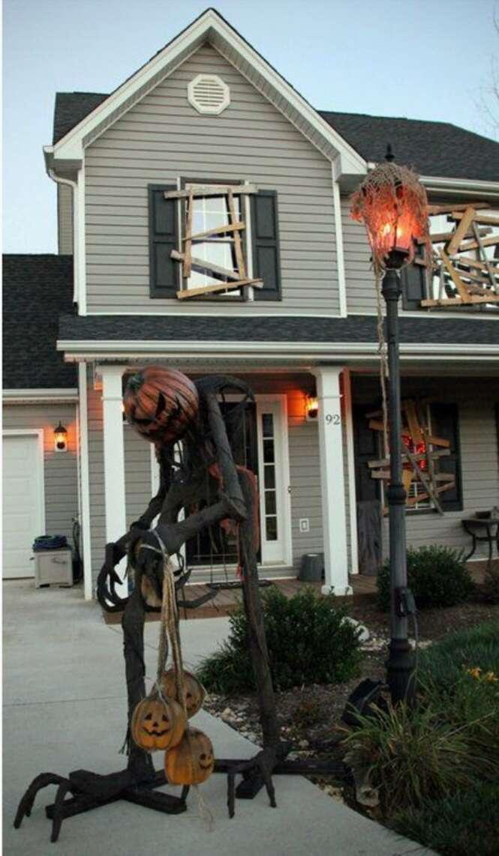 32 Das Casas Mais Assustadoras Decoradas Para O Dia Das Bruxas