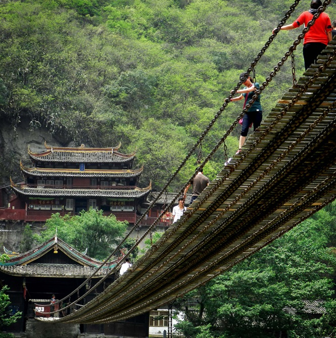 Bridges, China