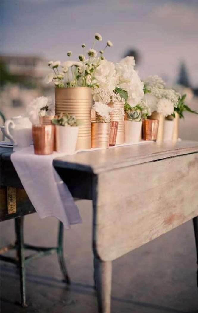 Ideias para economizar em sua festa de casamento sem perder a elegância