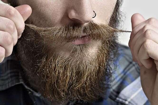 Pesquisa revela que homens com barba são vistos como anti-higiênicos