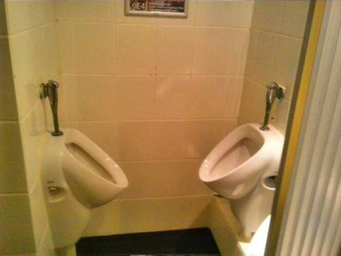 Banheiros públicos mais esquisitos do mundo