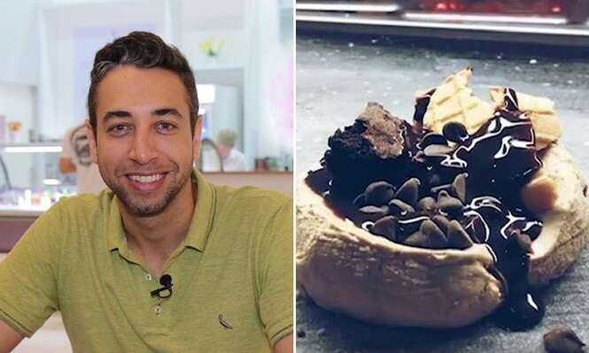 Brasileiro que vendia picolés nas ruas fatura milhões ao abrir sorveteria