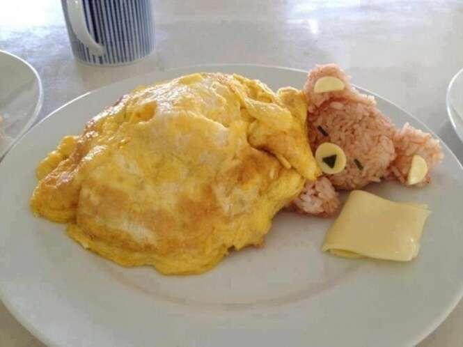 Alimentos divertidos que você não vai querer comer