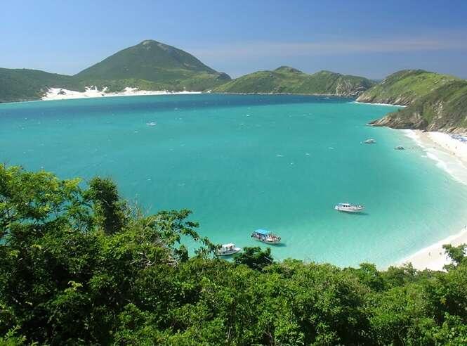 Os lugares mais bonitos do Brasil para você passar suas próximas férias