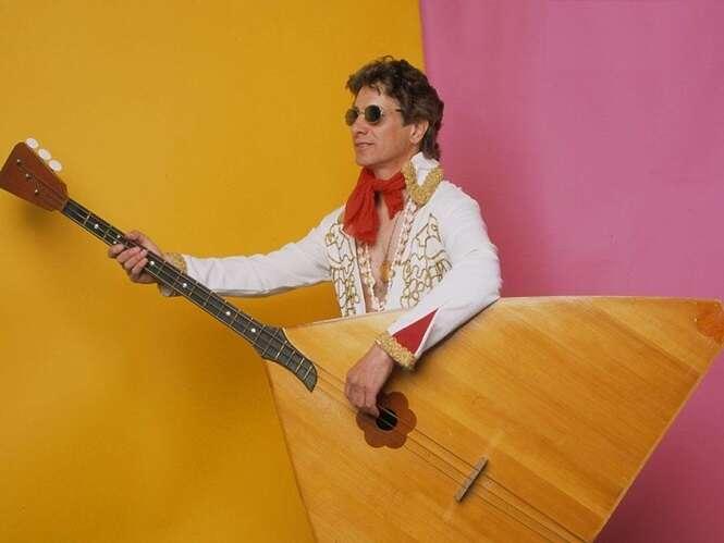 Os instrumentos musicais mais estranhos do mundo