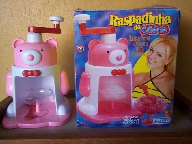 Brinquedos lançados pela apresentadora Eliana que você já teve ou sonhou em ter