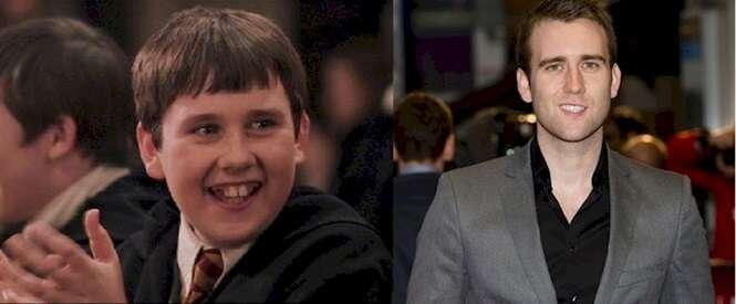 Famosos antes e depois de crescerem