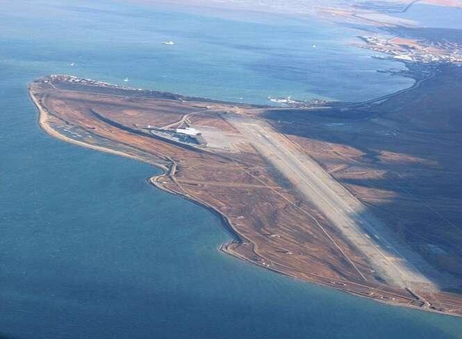 Os aeroportos mais perigosos do mundo