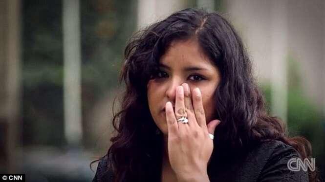 Mulher sobrevivente do tráfico de seres humanos afirma ter sido estuprada mais de 43 mil vezes