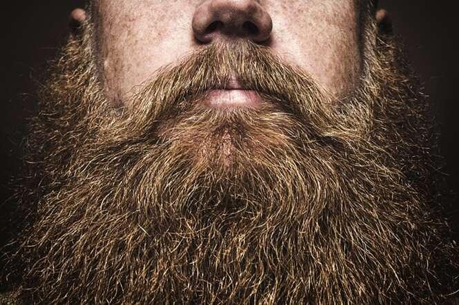 Coisas que só acontecem com quem tem barba