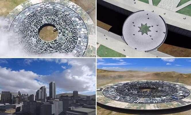 Cidade inovadora permite que se chegue a qualquer lugar em dez minutos e sem carro