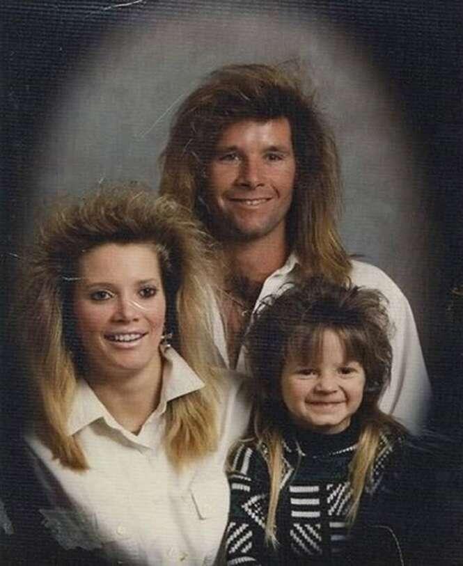 As mais embaraçosas fotos de família
