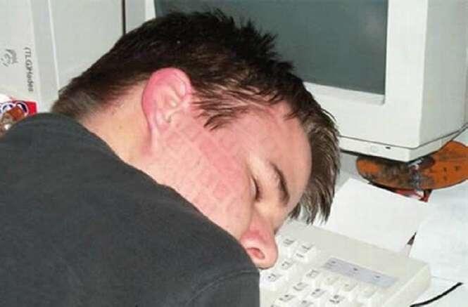 Sinais de que você é viciado em computador