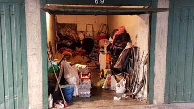 Bígamo mantém segunda família vivendo escondida na garagem de sua casa