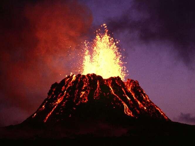 Os vulcões mais perigosos do planeta