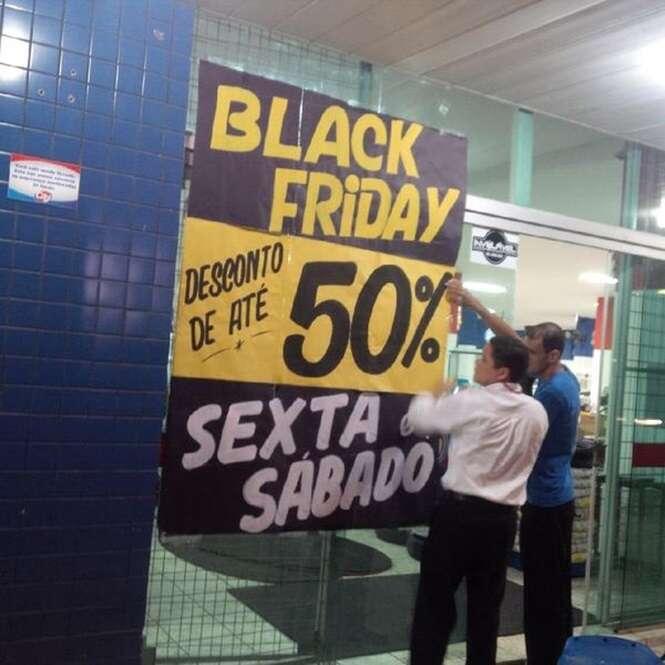 Evidências de que a Black Friday brasileira é uma grande enganação