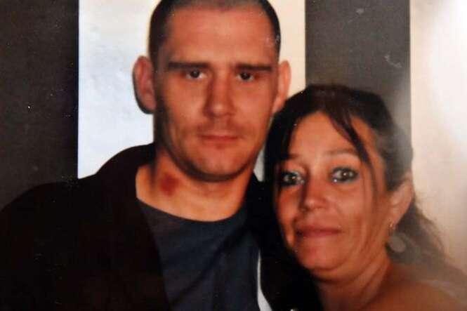Marie Anthony Summers e o namorado, que tinha se relacionado com sua filha