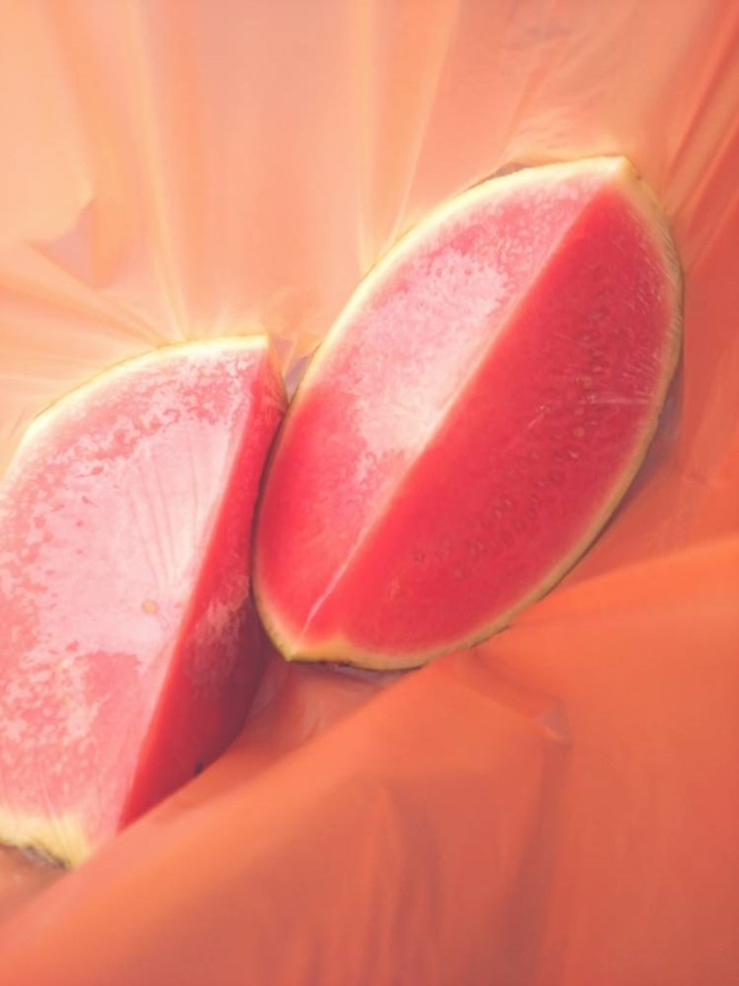 Watermelon slices indoors Credit: Getty xx things that make better in bed